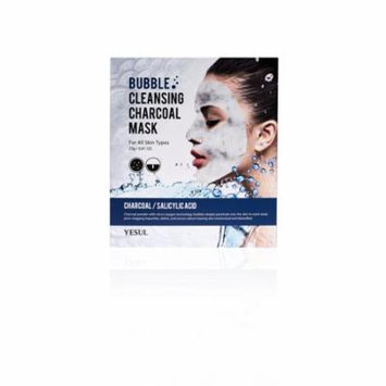 Yesul Bubble Cleansing Charcoal Mask (5ct)