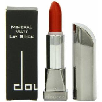 Doucce Mineral Matt Lipstick, 913 Gorgeous Red, 5 Gram