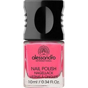 Alessandro Nail Polish, Neon Pink, .34 Fluid Ounce