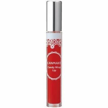 CANMAKE Candy wrap lip Serum Color 04 Lady Strawberry - Japan quality