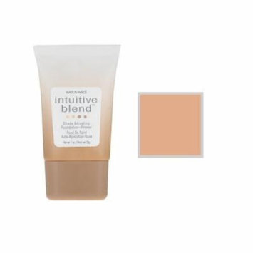 Wet n Wild Intuitive Blend Foundation + Primer, Shade Adjusting, Fair 175, 1 oz. by Wet n Wild