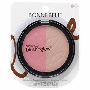 Bonne Bell Blush 'n Glow Illuminating Powder Blush 955 Sun Blushed Rose by Bonne Bell