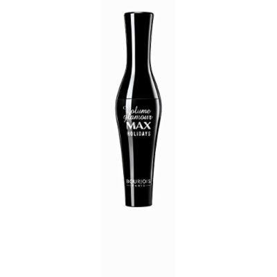 3 x Bourjois Volume Glamour Max Holidays Waterproof Mascara 52 Ultra Black 6ml