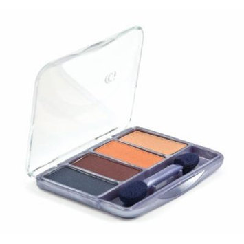 CoverGirl Queen Collection Eye Shadow Quads brass n sass 235, 0.19-Ounce Pan by COVERGIRL