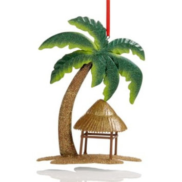 Palm Tree House Ornament, Created for Macy's