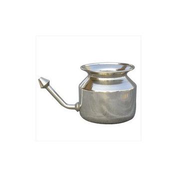 SteloKleen Neti Pot - Stainless Steel – Sterilizable Nasal Wash