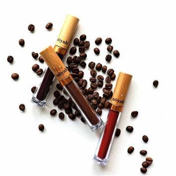 Noyah Lip Gloss, Cabernet, African and Mocha, 0.19 Fluid Ounce (3-pack)