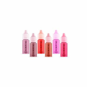 Temptu 1/4 Ounce S/B Blush Starter Pack - 6 Colors