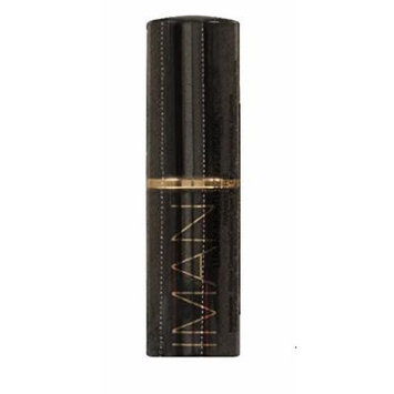 IMAN Luxury Moisturizing Lipstick Nude 598,Iman Nude 0.13 oz.
