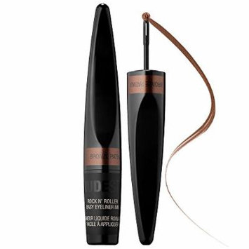 Rock N' Roller Easy Eyeliner Ink By Nudestix (Metallic finish - Bronze Patina)