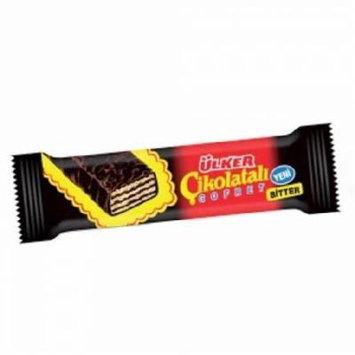 Ulker Bitter Chocolate Wafer with Hazelnut Cream (1.3oz)