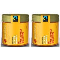 (2 Pack) - Equal Exchange - Org F/T Clear Honey | 500g | 2 PACK BUNDLE