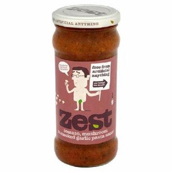 Zest - Tom Mushroom Garlic Pasta Sauce | 340g