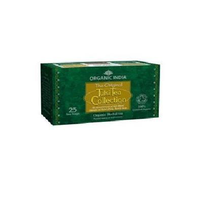 Organic Tulsi Variety Pack Teabags 25