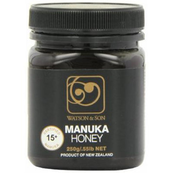 Watson & Son 15+ Level Manuka Honey 250g