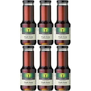 (6 PACK) - Meridian - Org Maple Syrup | 250ml | 6 PACK BUNDLE