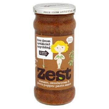 Zest - Tom Mush G Pepper Pasta Sauce | 340g