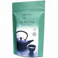 (12 PACK) - Clearspring - Sencha Green Tea | 125g | 12 PACK BUNDLE