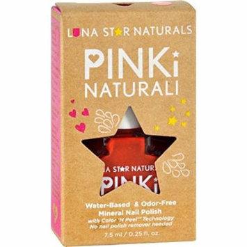 Lunastar Pinki Naturali Nail Polish, Nashville, 0.25 Fluid Ounce by LunaStar