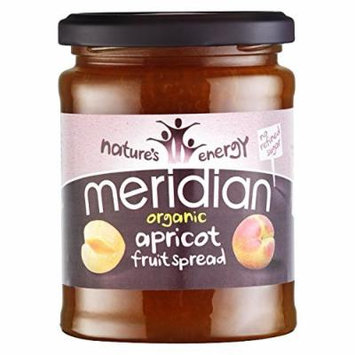 (6 PACK) - Meridian - Org Apricot Fruit Spread | 284g | 6 PACK BUNDLE
