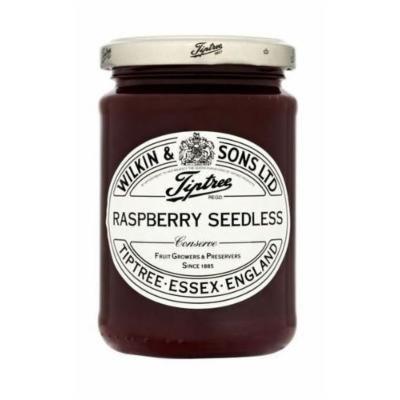 (12 PACK) - Tiptree Raspberry Seedless Conserve  340 g  12 PACK - SUPER SAVER - SAVE MONEY
