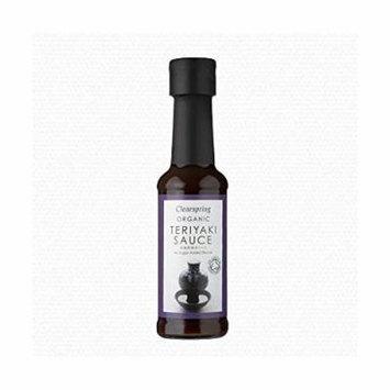 (12 PACK) - Clearspring Teriyaki Sauce - Organic| 150 ml |12 PACK - SUPER SAVER - SAVE MONEY