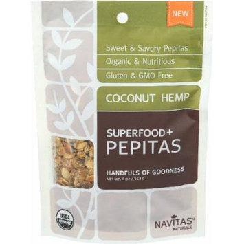 COCONUT HEMP PEPITAS,OG2