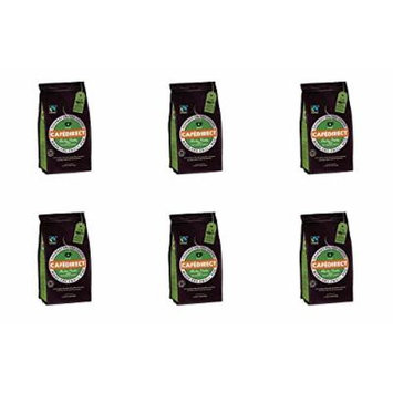(6 PACK) - Caf? Direct Roast & Ground Coffee Machu Picchu Mountain| 227 g |6 PACK - SUPER SAVER - SAVE MONEY