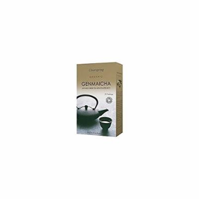 (10 PACK) - Clearspring Genmaicha Green Tea With Roasted Rice| 40 g |10 PACK - SUPER SAVER - SAVE MONEY