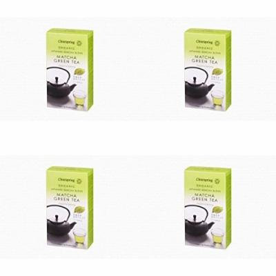 (4 PACK) - Clearspring Matcha Green Tea| 20 Bags |4 PACK - SUPER SAVER - SAVE MONEY