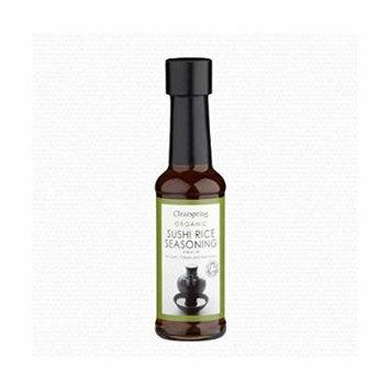 (12 PACK) - Clearspring Sushi Rice Seasoning - Organic| 150 ml |12 PACK - SUPER SAVER - SAVE MONEY