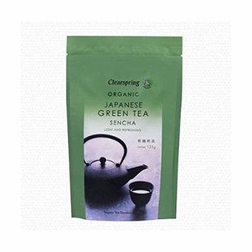 (8 PACK) - Clearspring Sencha Loose Tea| 125 g |8 PACK - SUPER SAVER - SAVE MONEY