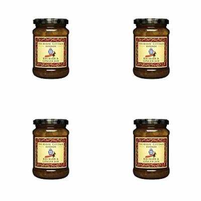 (4 PACK) - Thursday/C Rhubarb & Ginger Jam| 340 g |4 PACK - SUPER SAVER - SAVE MONEY