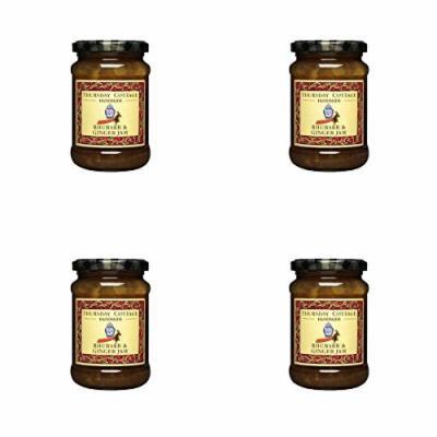 (4 PACK) - Thursday/C Rhubarb & Ginger Jam  340 g  4 PACK - SUPER SAVER - SAVE MONEY