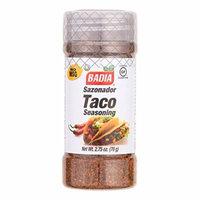 Badia Spices Taco Seasoning - Case of 12 - 2.75 oz.