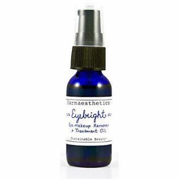 Farmaesthetics Eyebright Eye Makeup Remover and Treatment Oil 1 oz
