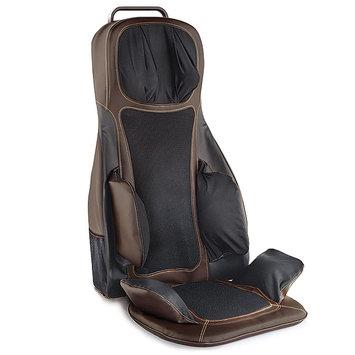 Brookstone Massage1 Full-Body Massaging Seat Topper