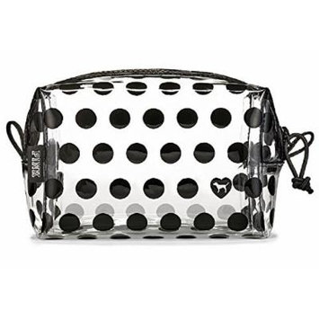 Victoria's Secret Pink Polka Dot Beauty Bag