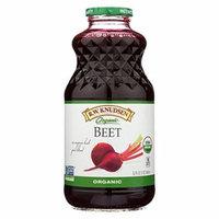 R.W. KNUDSEN, Juice, Og2, Beet, Pack of 6, Size 32 FZ, (Gluten Free GMO Free 95%+ Organic)
