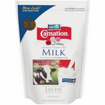 CARNATION Instant Nonfat Dry Milk 9.6 oz (Pack of 8)