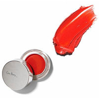 Ere Perez - Natural Carrot Color Pot - Vegan Lip + Cheek Tint (Hello (Poppy Flower))