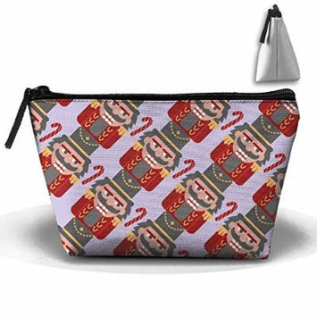 Cosmetic Makeup Bag Ballet Nutcracker Trapezoid Cosmetic Bag Accessories Pouch Multiple