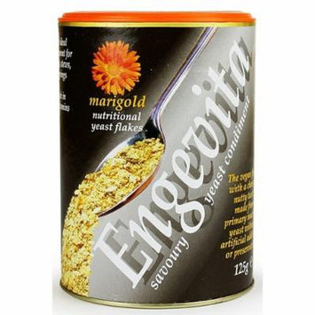 (12 PACK) - Marigold - Engevita Yeast Flakes | 125g | 12 PACK BUNDLE
