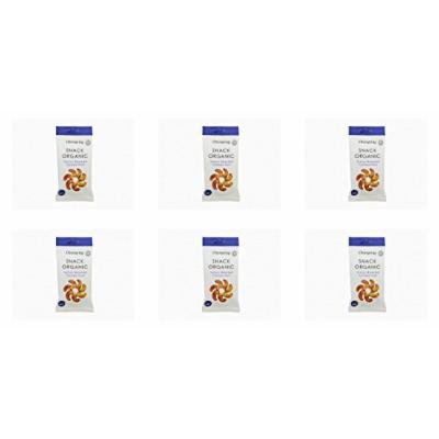 (6 PACK) - Clearspring Roasted Tamari Cashew Nut Snack | 30g | 6 PACK - SUPER SAVER - SAVE MONEY