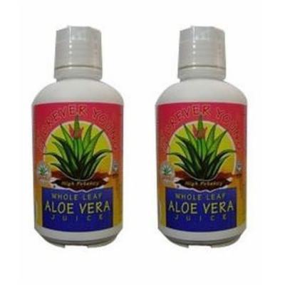 (2 PACK) - Forever/Y Whole Leaf Aloe Vera Juice | 1Ltr | 2 PACK - SUPER SAVER - SAVE MONEY