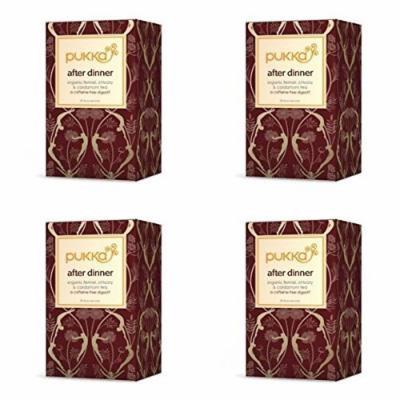 (4 PACK) - Pukka After Dinner Tea| 20 Bags |4 PACK - SUPER SAVER - SAVE MONEY
