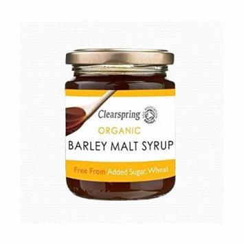 (12 PACK) - Clearspring Barley Malt Syrup - Organic| 330 g |12 PACK - SUPER SAVER - SAVE MONEY