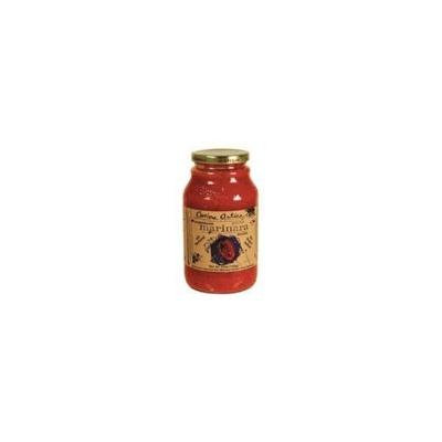 Cucina Antica Garlic Marinara Sauce 12x 25 Oz