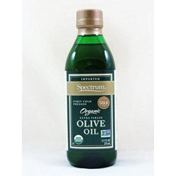 Spectrum Organic Extra Virgin Olive Oil (2 x 12.7 FL OZ)