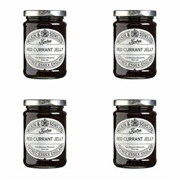 (4 PACK) - Tiptree Red Currant Jelly| 340 g |4 PACK - SUPER SAVER - SAVE MONEY